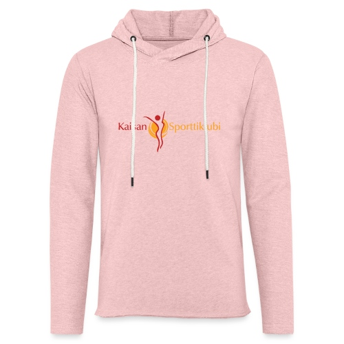 Kaisan Sporttiklubi logo - Kevyt unisex-huppari