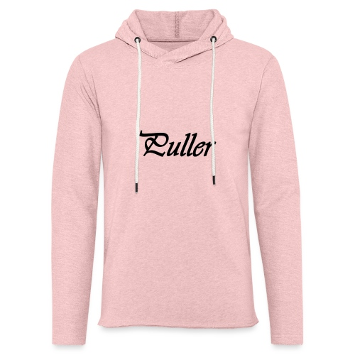 Puller Slight - Lichte hoodie unisex