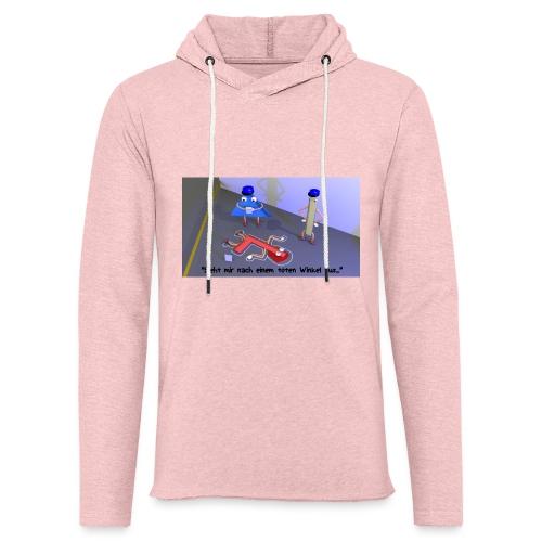 T-Shirt Toter Winkel - Leichtes Kapuzensweatshirt Unisex