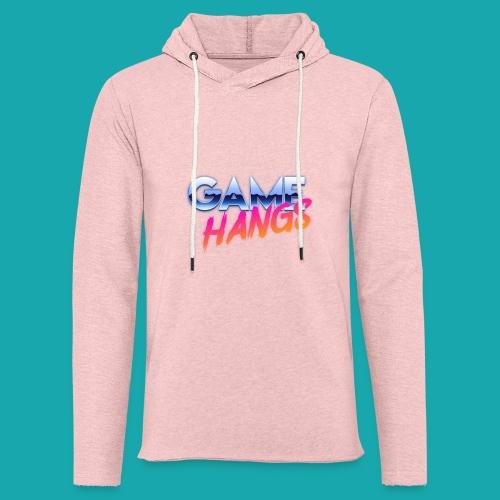 GameHangs Snapback - Light Unisex Sweatshirt Hoodie