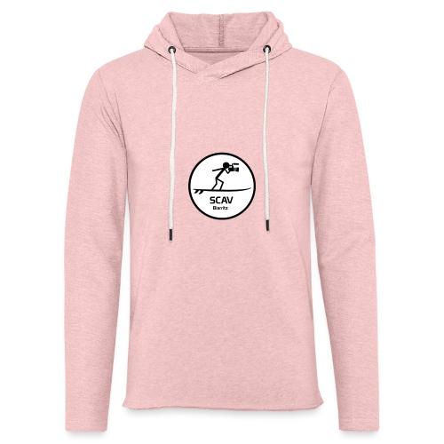 Sweatshirt Post Session - Sweat-shirt à capuche léger unisexe