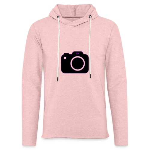 FM camera - Light Unisex Sweatshirt Hoodie