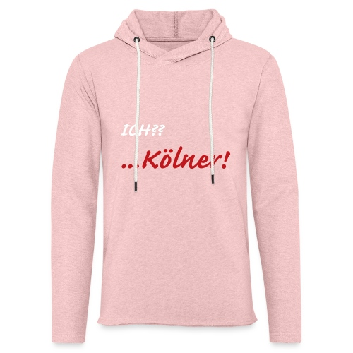 Kölner - Leichtes Kapuzensweatshirt Unisex