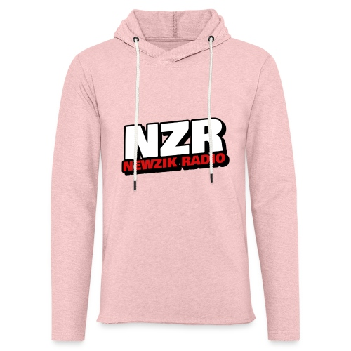NZR - Sweat-shirt à capuche léger unisexe