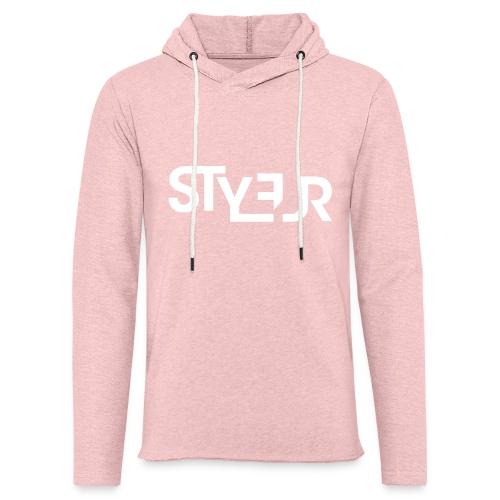 styleur logo spreadhsirt - Leichtes Kapuzensweatshirt Unisex
