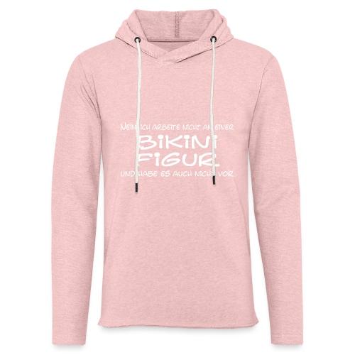Bikinifigur - Leichtes Kapuzensweatshirt Unisex