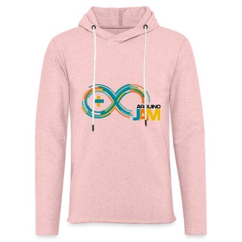 T-shirt Arduino-Jam logo - Light Unisex Sweatshirt Hoodie