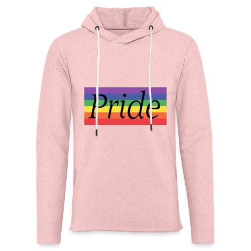 Pride   Regenbogen   LGBT - Leichtes Kapuzensweatshirt Unisex