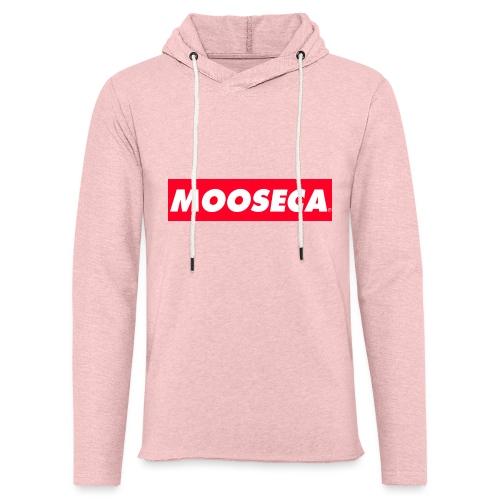 MOOSECA T-SHIRT - Felpa con cappuccio leggera unisex