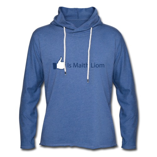 like nobg - Light Unisex Sweatshirt Hoodie
