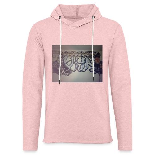 Værebro - Let sweatshirt med hætte, unisex