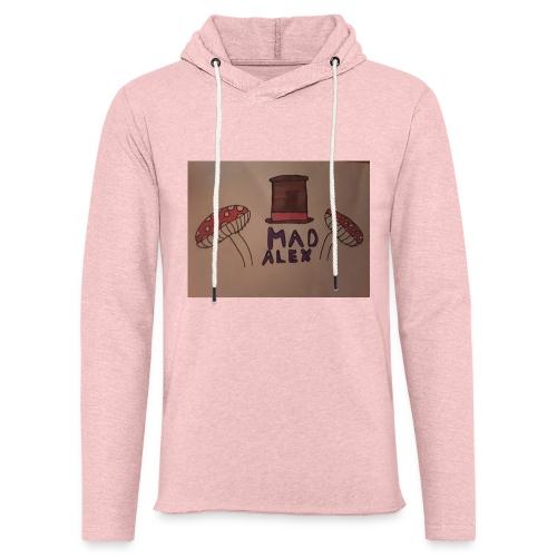 Mad Alex Logo - Light Unisex Sweatshirt Hoodie