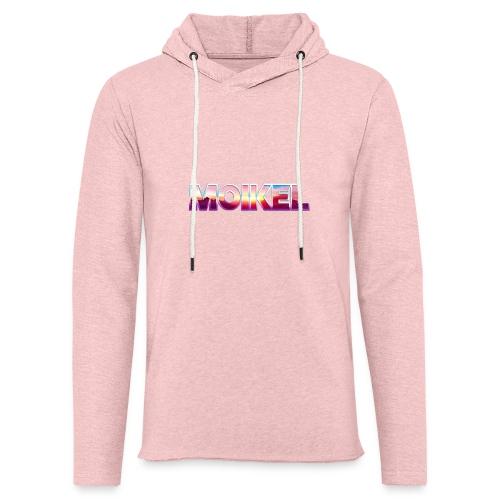Moikel Rising Sun - Let sweatshirt med hætte, unisex