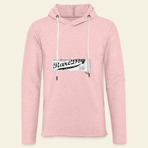 ripped paper - Let sweatshirt med hætte, unisex
