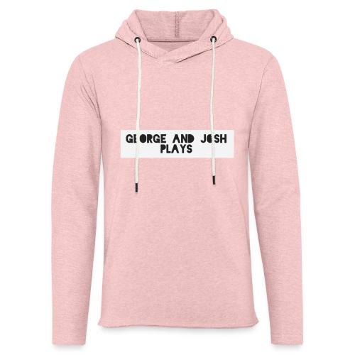 George-and-Josh-Plays-Merch - Light Unisex Sweatshirt Hoodie