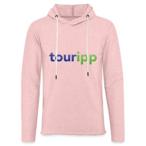 Touripp - Felpa con cappuccio leggera unisex