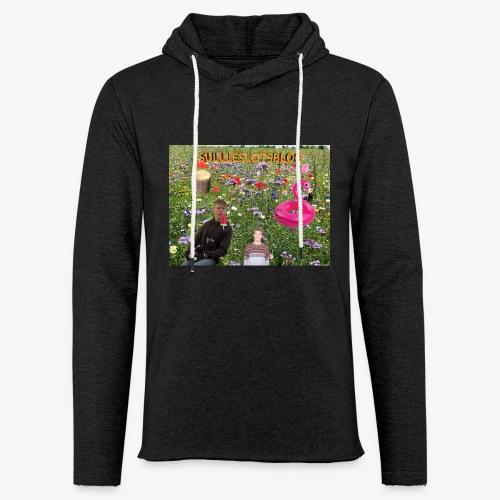 Sulleslotsblog - Let sweatshirt med hætte, unisex