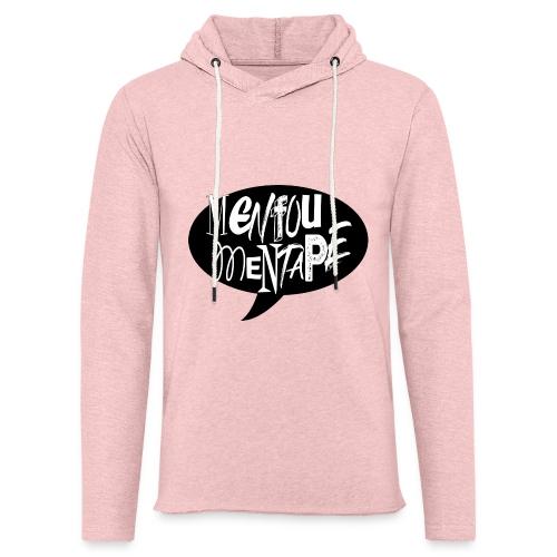 La bulle MENFOUMENTAPE by Alice Kara - Sweat-shirt à capuche léger unisexe