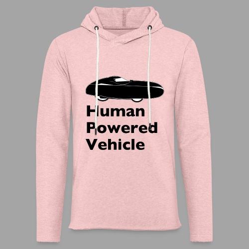 Quest Human Powered Vehicle 2 black - Kevyt unisex-huppari