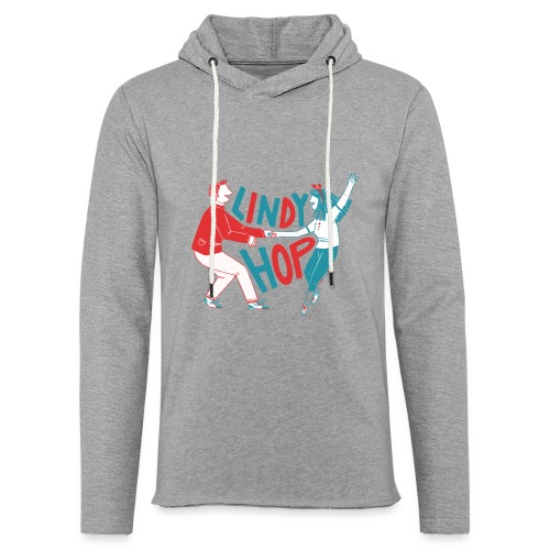 Lindy hop - Light Unisex Sweatshirt Hoodie