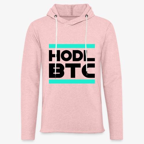 HODL runbtc-b - Light Unisex Sweatshirt Hoodie