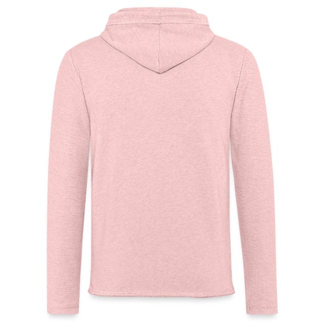Vorschau: mei lebm - Leichtes Kapuzensweatshirt Unisex