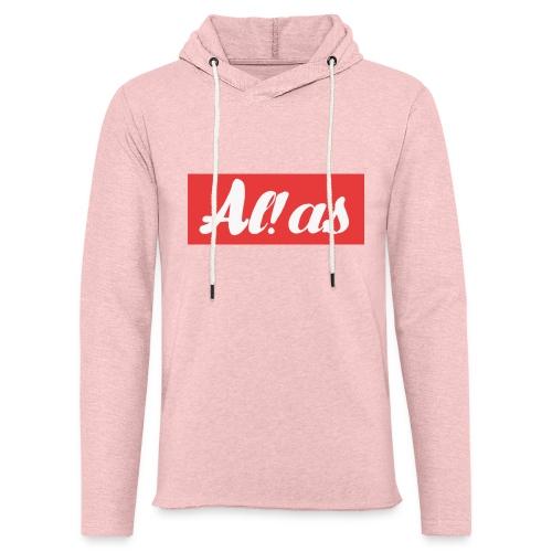Al!as - Let sweatshirt med hætte, unisex