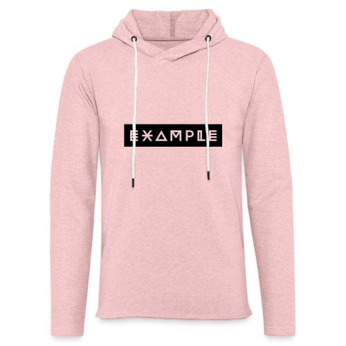 EXAMPLE CLOTHING - Felpa con cappuccio leggera unisex