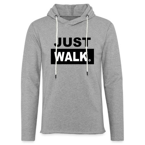 JUST WALK vrouwen colour - Lichte hoodie unisex