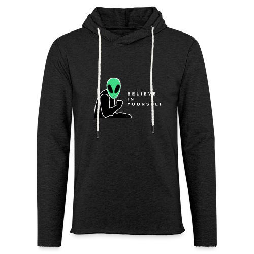 Believe In Yourself - Light Unisex Sweatshirt Hoodie