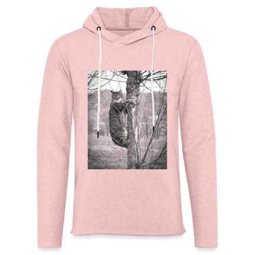 Grumpy Koala Katze im Baum - Leichtes Kapuzensweatshirt Unisex