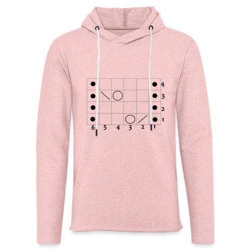 My Lace- - Light Unisex Sweatshirt Hoodie