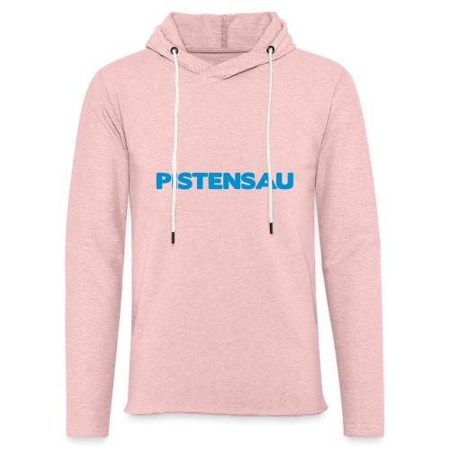 Ski Shirt Pistensau - Leichtes Kapuzensweatshirt Unisex