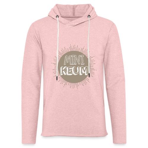 Grossesse - Sweat-shirt à capuche léger unisexe