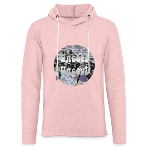 LOGO - Light Unisex Sweatshirt Hoodie