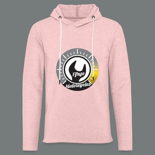 FFNZOMOTORCYCLES - Sweat-shirt à capuche léger unisexe
