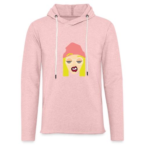 Girl - Leichtes Kapuzensweatshirt Unisex