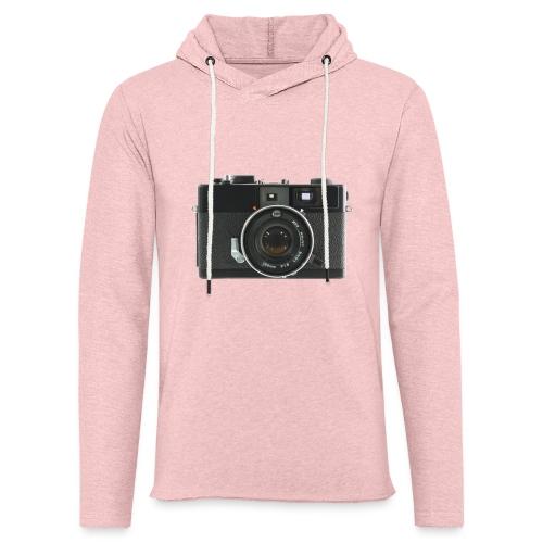 Vintage Camera Auto S3 - Felpa con cappuccio leggera unisex