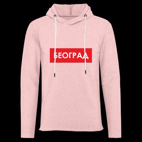 Beograd - Utoka - Leichtes Kapuzensweatshirt Unisex
