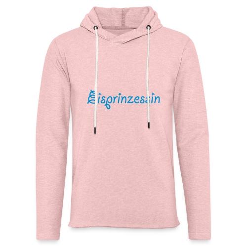 Eisprinzessin, Ski Shirt, T-Shirt für Apres Ski - Leichtes Kapuzensweatshirt Unisex