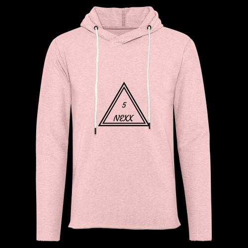 5nexx triangle - Lichte hoodie unisex