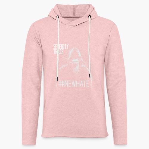 #NewHate Male - Lett unisex hette-sweatshirt
