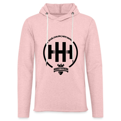 HHH-konsultit logo - Kevyt unisex-huppari