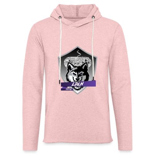 Le logo de la Légion de la Nuit - Sweat-shirt à capuche léger unisexe