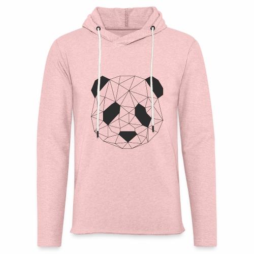 panda - Sweat-shirt à capuche léger unisexe