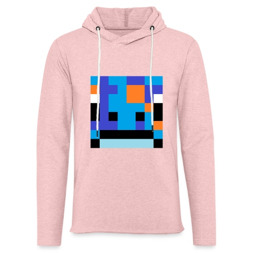 big_head - Light Unisex Sweatshirt Hoodie