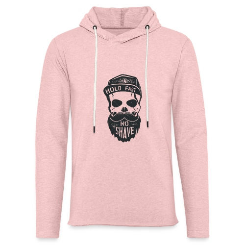 No Shave - Leichtes Kapuzensweatshirt Unisex