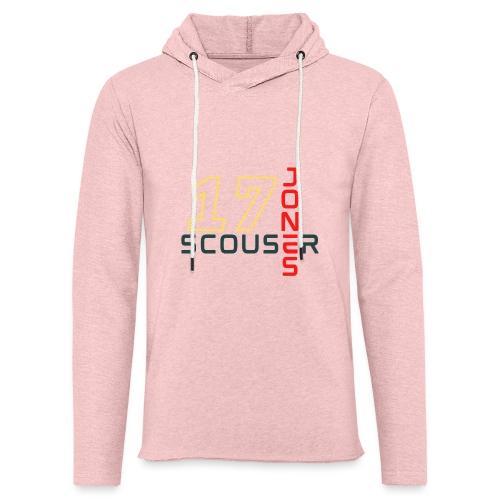 Jones - Scouser in our Team, 17 Collection - Light Unisex Sweatshirt Hoodie