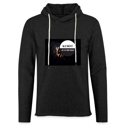 KeMoT odzież limitowana edycja - Lekka bluza z kapturem