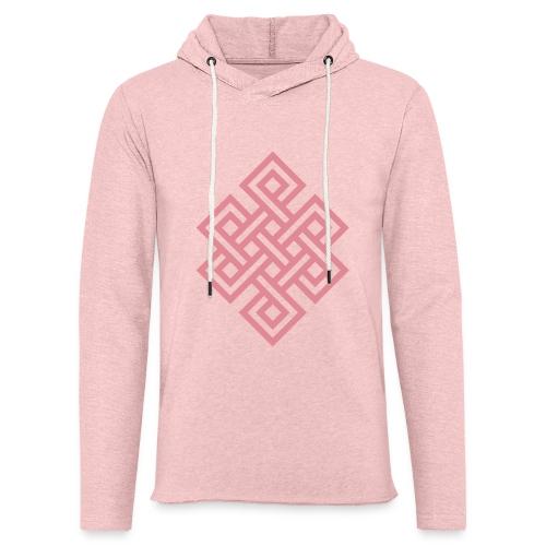 EndlessKnot2 - Lichte hoodie unisex